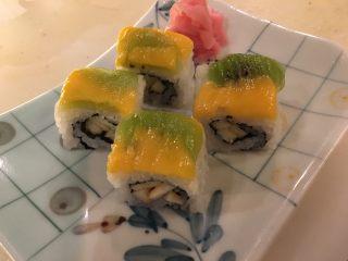 迷你水果寿司🍣