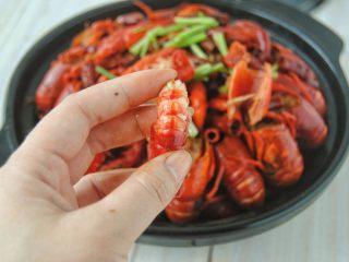 麻辣小龙虾,成品