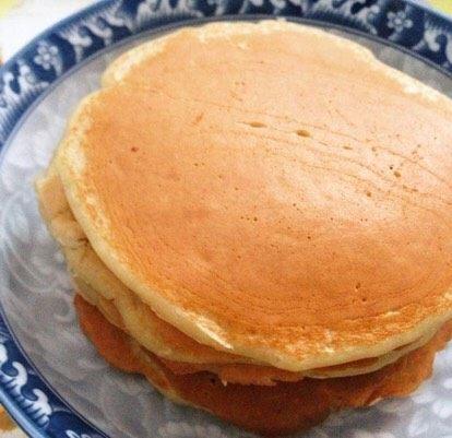 #健康減脂早餐#無油香蕉松餅(超簡單)