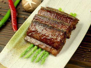 红烧带鱼,成品图
