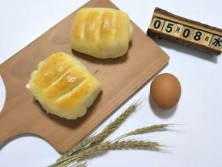 超级松软的萌面包