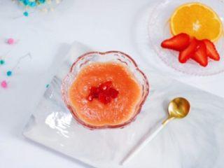 复合番茄汁,美味的混合果汁