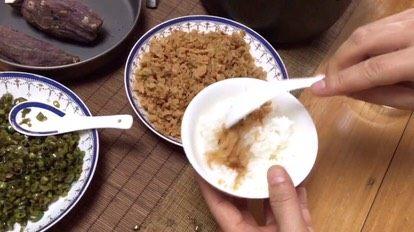 客家擂茶·精品素菜,放咸萝卜干