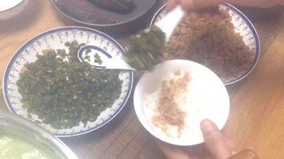 客家擂茶·精品素菜,放空心菜杆