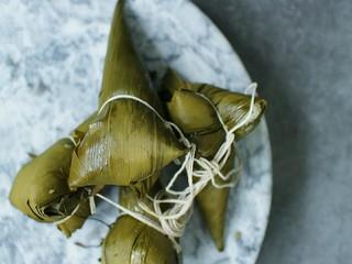 传统红枣粽,成品