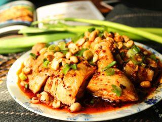 香辣口水鸡,特别过瘾,专治夏天没食欲。