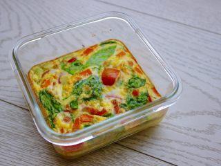健康鸡蛋早餐
