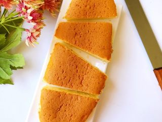轻乳酪蛋糕,成品4