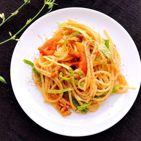 意大利面原来可以这样做,简单、营养、美味
