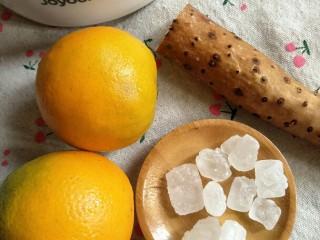 冰橙山药,发个材料大集合