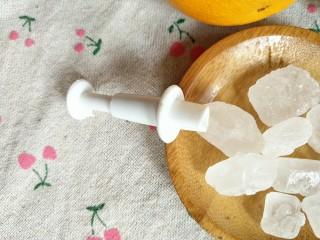 冰橙山药,4.找这种小一点的模具,我用的翻糖模具。