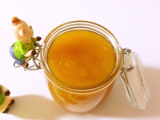 甜杏果酱………酸酸甜甜好味道,凉透装瓶
