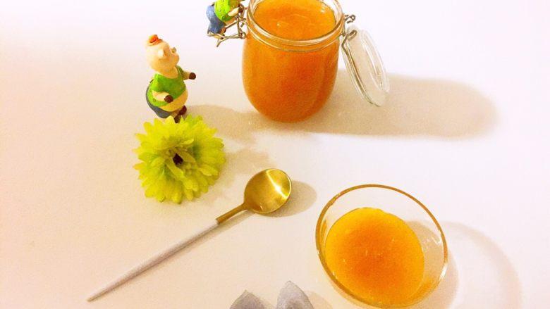 甜杏果酱………酸酸甜甜好味道