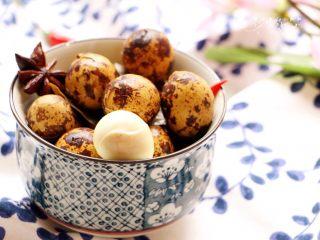 五香鹌鹑蛋,成品