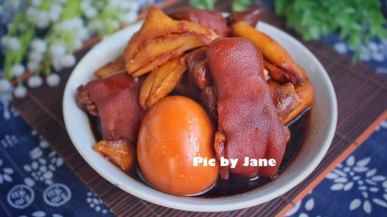 猪脚姜醋蛋