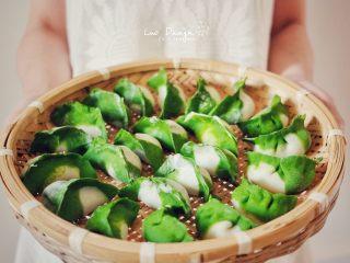 翡翠白玉饺子