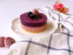 雙莓慕斯蛋糕