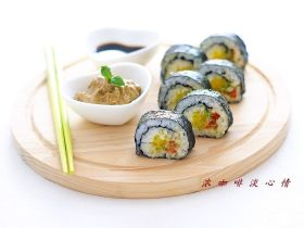牛油果紫菜包飯:適合夏季的高營養清爽主食