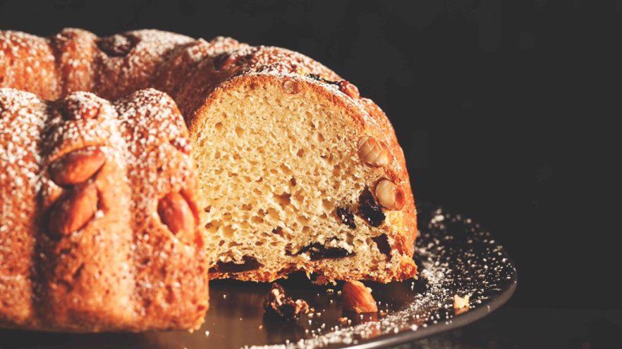 Kugelhopf咕咚霍夫蛋糕