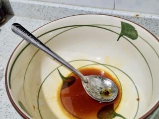 饺子馄饨一锅端!洋葱猪肉饺,混合好的调味料