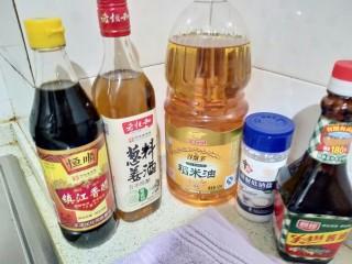 饺子馄饨一锅端!洋葱猪肉饺,常用调味品