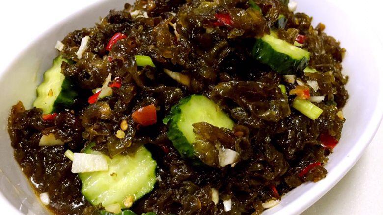 酸辣剁椒地皮菜