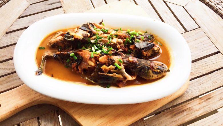 红烧昂刺鱼+#面团的发酵之旅#