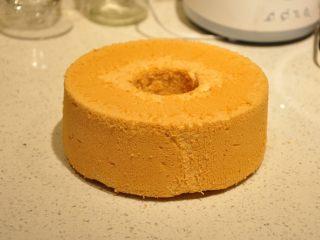 白天使蛋糕——快速消耗蛋白的蛋糕,因形似天使的光環,故稱為天使蛋糕。