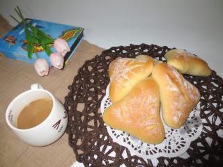 全麦蔓越莓奶酥软欧面包