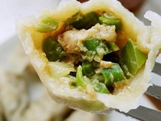猪肉豆角馅饺子,真好吃!