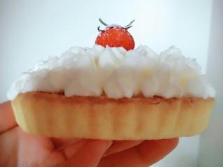 美美的草莓盒子蛋糕,有一张误入
