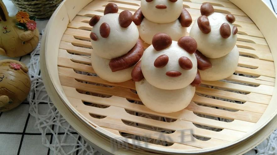 熊猫花样面食