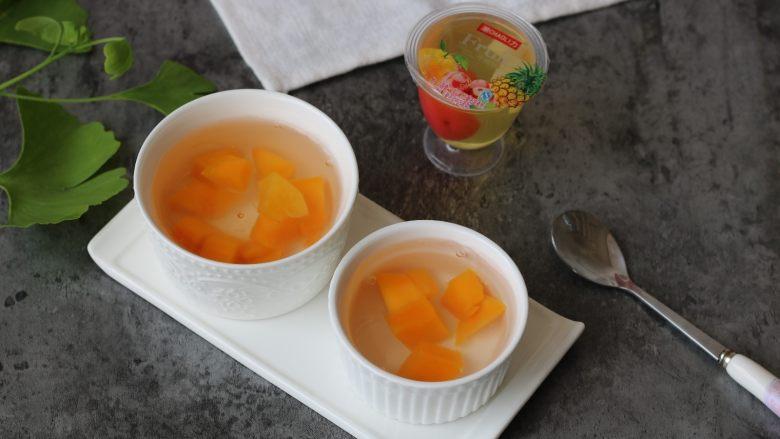 水果果冻(白凉粉版)