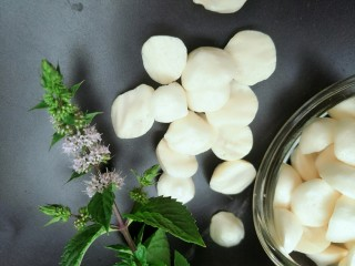 入口即化的酸奶溶豆
