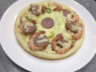 至尊海陆披萨