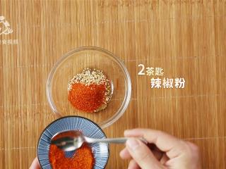 两分钟学会黑椒烤肉,抗饿一整天的营养大菜,加入2茶匙辣椒粉