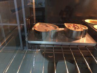 法式花生鸡肉咸塔,烤箱温度上下火200/215 22min左右,具体看自家烤箱脾气