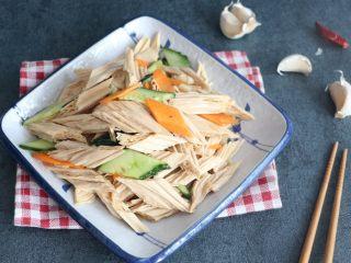 夏日清新小凉菜-凉拌腐竹