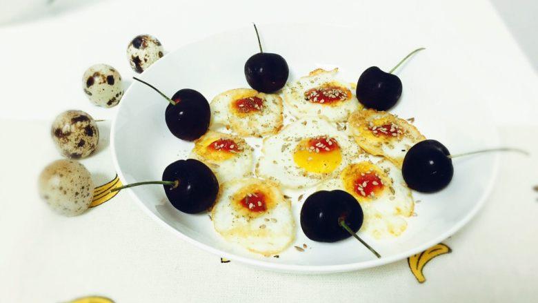 小煎鵪鶉蛋