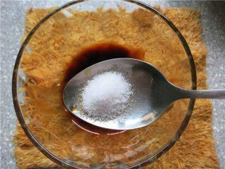 吃豇豆还用麻汁?快来试试这个--手撕豇豆,白糖少量