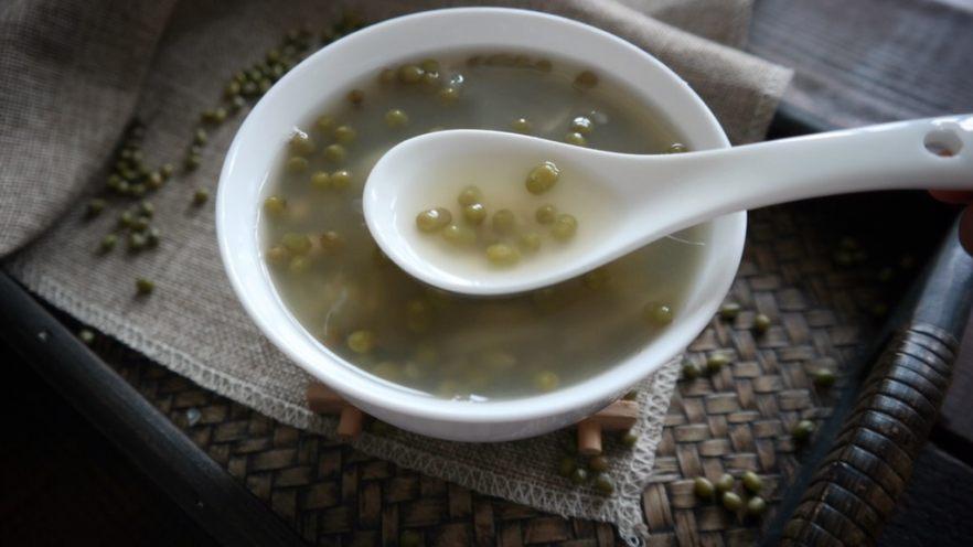 夏日消暑甜汤