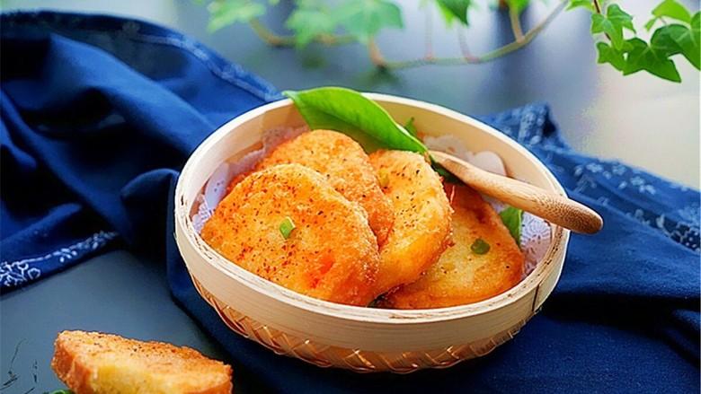 黄金香辣脆饼