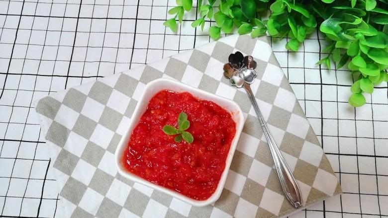 柠香番茄酱