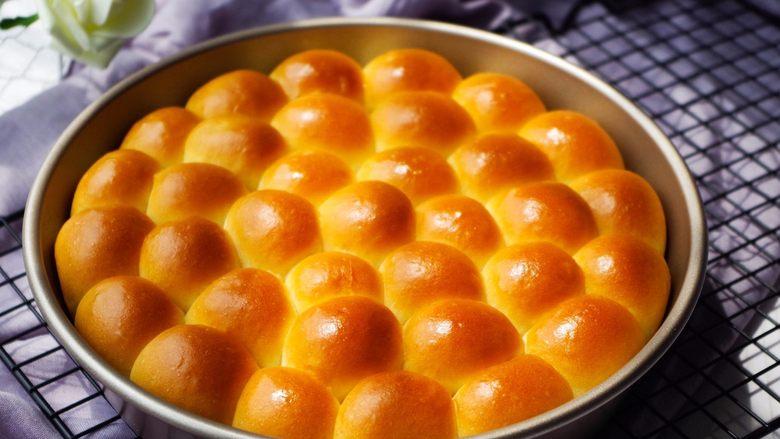 乳酪橙皮金钱小面包