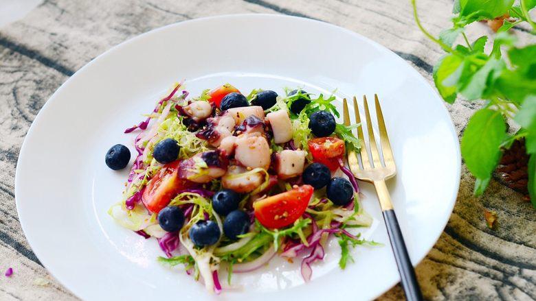 意大利海鲜低脂沙拉