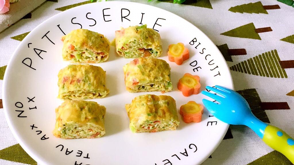 宝宝辅食之番茄芝士厚蛋烧,鸡蛋和奶酪搭配,强化钙质的同时还增添了铁,锌和蛋白质,</p> <p>加上番茄所含的番茄红素,维生素C和B族维生素,营养密度极高。</p> <p>注意给宝宝添加奶酪首选低钠的原制奶酪。