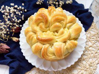 花苞椰香面包