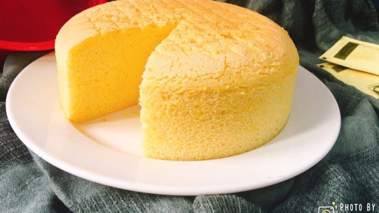 像海绵一样柔软的南瓜蛋糕