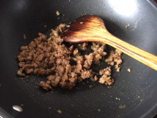 白萝卜煮,翻炒均匀