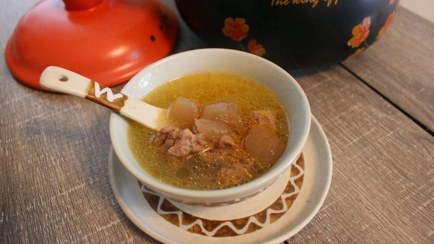酸萝卜老鸭汤煲